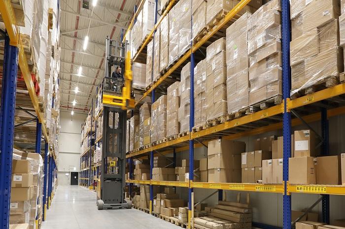 Warehouse medewerker